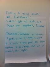 Hazelwood Notes